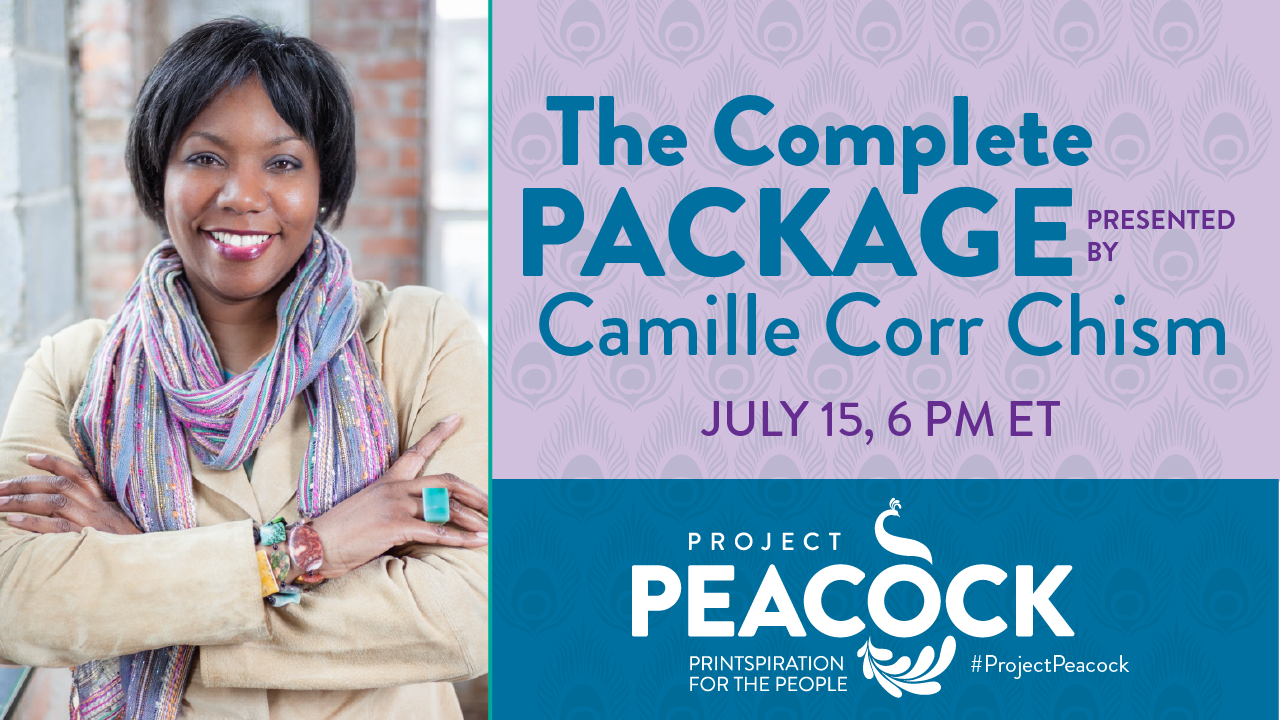 Camille Corr Chism packaging consultant